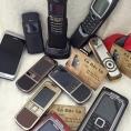 Bộ sưu tập điện thoại cổ độc lạ tại www.codocla.vn