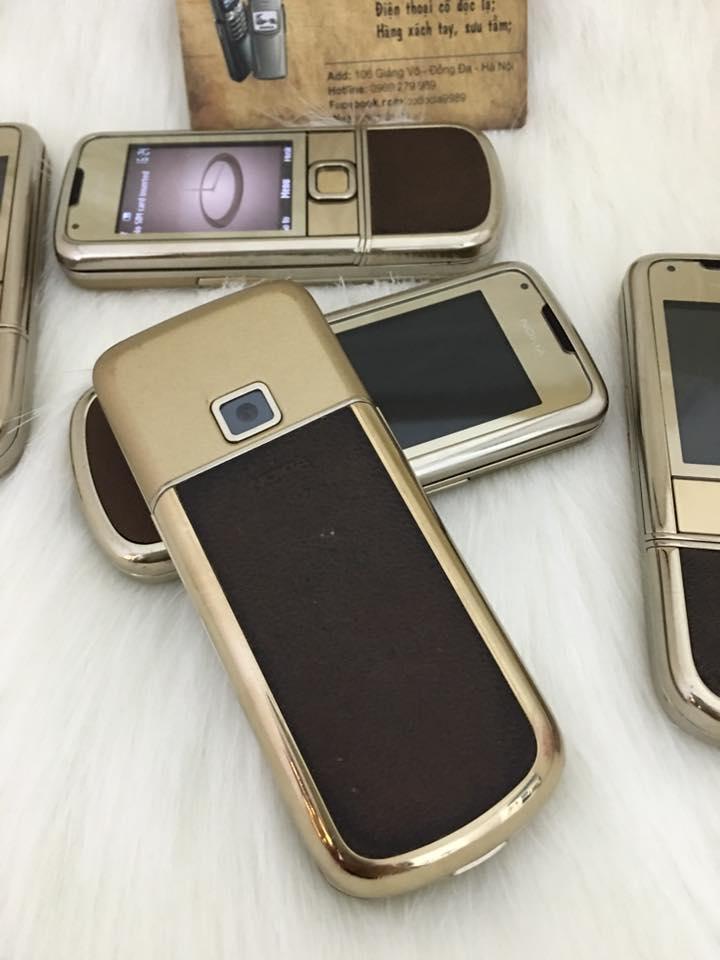 Nokia 8800 gold a